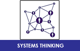 systems thinking icon