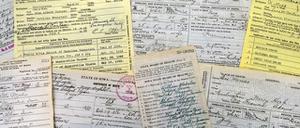 vital records image